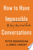 How to Have Impossible Conversations Book PDF