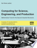 Computing for Science  Engineering  and Production