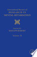 International Review Of Research In Mental Retardation book