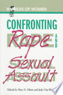 Confronting Rape and Sexual Assault
