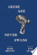 Book Geese Are Never Swans