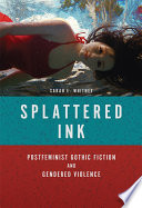 Splattered Ink