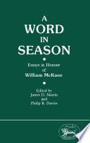 Word in Season