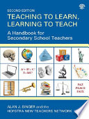 Teaching to Learn  Learning to Teach