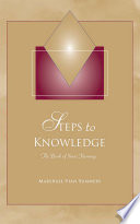Steps To Knowledge  The Book of Inner Knowing