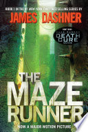 The Maze Runner 1 Book Cover