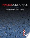 Macroeconomics, Fifth Canadian Edition,
