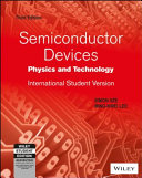 Semiconductor Devices  Physics and Technology