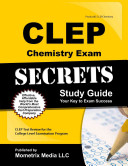 CLEP Chemistry Exam Secrets Study Guide