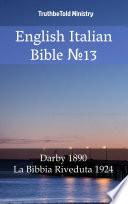 English Italian Bible No13