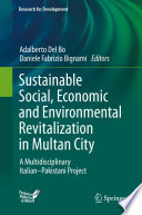 Sustainable Social Economic And Environmental Revitalization In Multan City