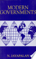 Modern Governments