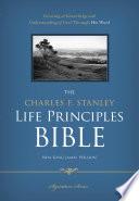 NKJV  The Charles F  Stanley Life Principles Bible  eBook