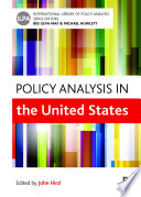 Policy Analysis in the United States