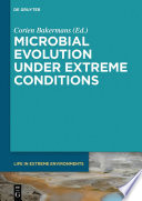 Microbial Evolution Under Extreme Conditions book