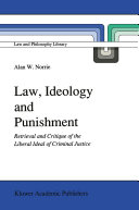 Law, Ideology and Punishment