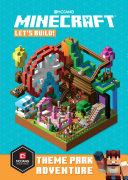 Minecraft: Let's Build! Theme Park Adventure Book
