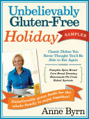 An Unbelievably Gluten Free Holiday Sampler