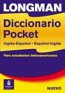 Longman Diccionario Pocket