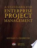 A Standard for Enterprise Project Management