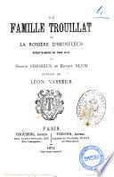 La famille Trouillat ou La rosiere d honfleur operette bouffe en trois actes de Hector Cremieux et Ernest Blum
