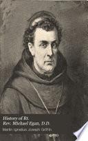 History Of Rt Rev Michael Egan D D