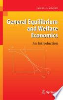 General Equilibrium and Welfare Economics