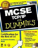 MCSE TCP IP for dummies