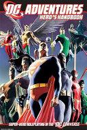DC Adventures Hero s Handbook Book 1