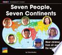 download ebook seven people, seven continents pdf epub