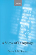 A View of Language