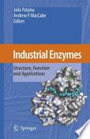 Industrial Enzymes book