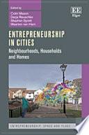 Entrepreneurship in Cities