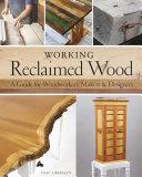 Working Reclaimed Wood Book PDF