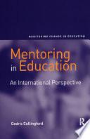 Mentoring in Education