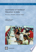 Governance of Technical Education in India