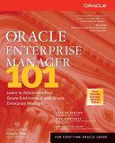 Oracle Enterprise Manager 101