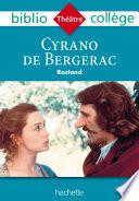 illustration du livre Bibliocollège- Cyrano de Bergerac, Edmond Rostand