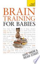 Brain Training for Babies  Teach Yourself