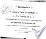 Geschichte der Deutschen in Buffalo und Erie County, N.Y.
