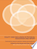 Equity and Inclusion in Physical Education
