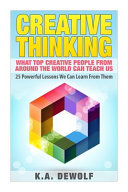 Creative Thinking Book PDF