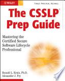 The CSSLP Prep Guide