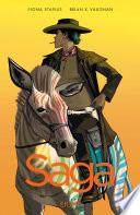 Saga Vol. 8 by Brian K. Vaughan
