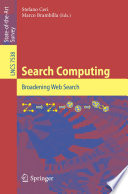 Search Computing