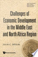 Challenges of Economic Development in the Middle East and North Africa Region