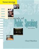 Essentials of Public Speaking   Mindtap Speech