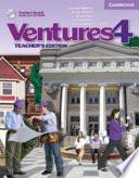 Ventures Level 4 Teacher s Edition with Teacher s Toolkit Audio CD CD ROM
