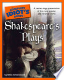 The Complete Idiot s Guide to Shakespeare s Plays