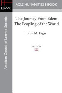 The Journey from Eden